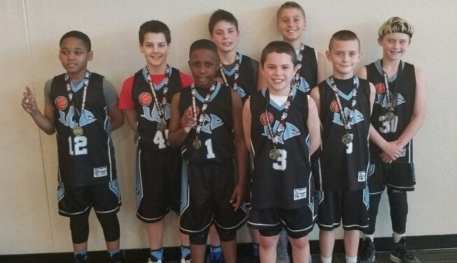 5th Grade White – Champions Of FTG-Hoop Frenzy Saturday Shootout