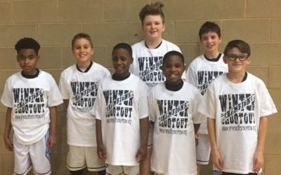 5th Grade White – Champions Of Stars Of Tomorrow Athletes Edge Winter Shootout 6th Grade Division