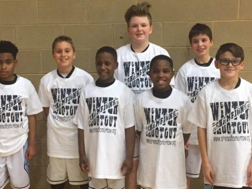 5th Grade White – Champions Of Stars Of Tomorrow Athletes Edge Winter Shootout 6th Grade Division