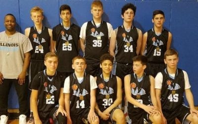 8th Grade Grey – Champions FTG-Great Lakes Saturday Shootout