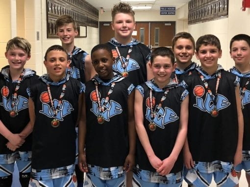 5th Grade National – Champions of ICE Spring Breakout Shootout 5th Grade A-Division