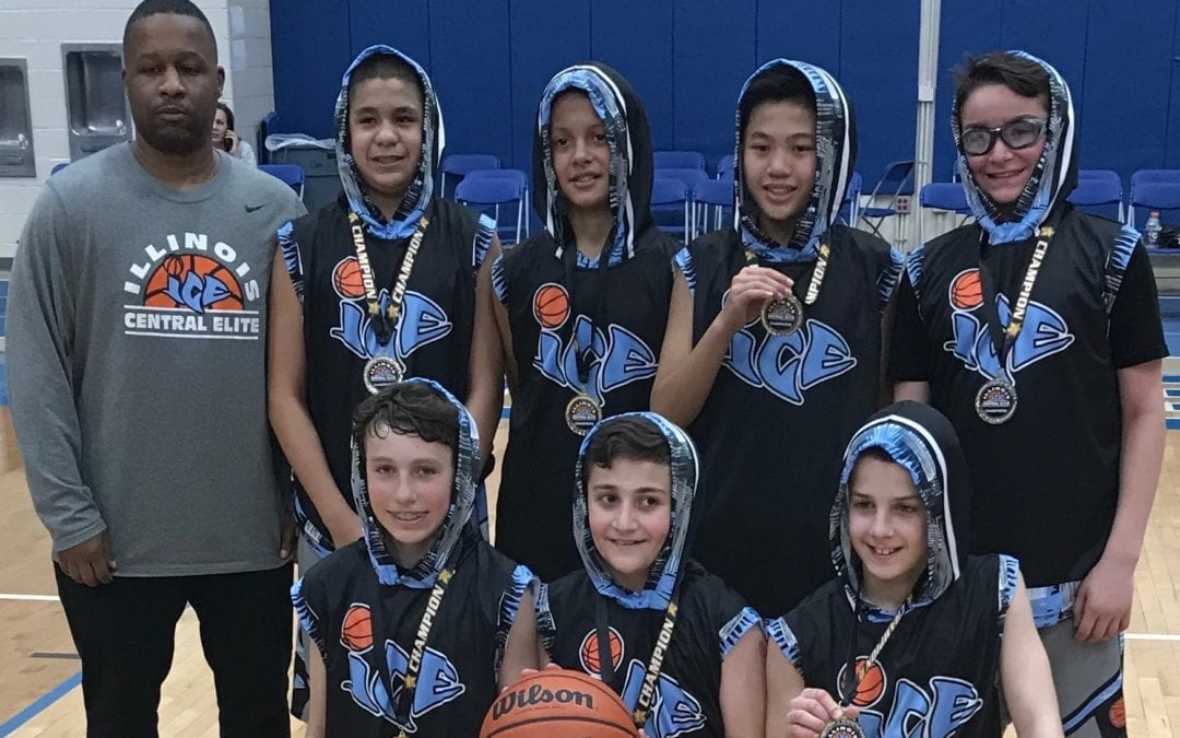6th Grade White – Champions of ICE Spring Breakout Shootout 6th ...