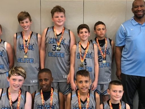 5th Grade National Team – Champions of 6th-7th Grade Division in FTG-Xplosion Saturday Shootout