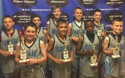5th National – 2nd Place Finish in Jr. Hoops Elite June Jam Fest