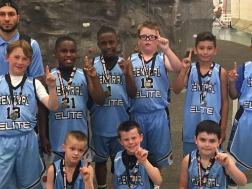 3rd Grade – Champions Of FTG-Pre National Tune Up Shootout