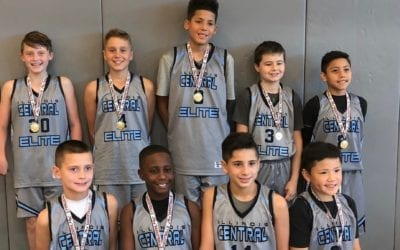 6th Grade Carolina Blue – Champions Of FTG Red Challenge Saturday Shootout