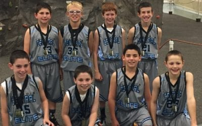 5th Grade Carolina Blue – Champions Of FTG-Red Challenge Saturday Shootout