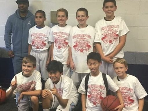 5th Grade – Champions of Stars Of Tomorrow Turkey Classic