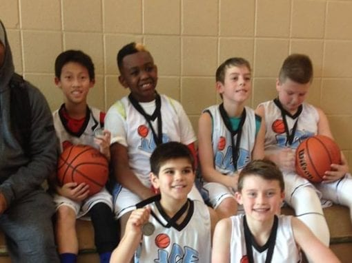 5th Grade White – Champions of FTG Winter Kickoff Saturday Shootout