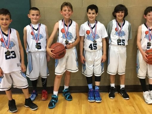 4th Grade White – Champions of Stars of Tomorrow Spring Classic