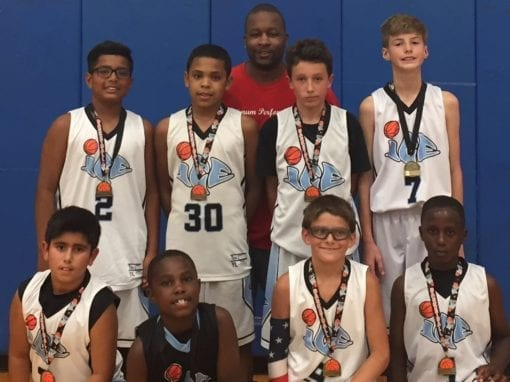 5th Grade – Champions of ICE Summer Sizzle Shootout