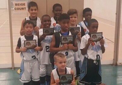 3rd Grade – 2nd Place at National Summer Classic
