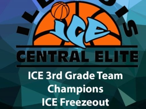 3rd Grade – Champions of ICE Freezeout Shootout