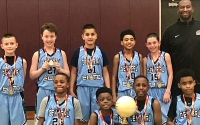 4th Grade Elite – Central AAU North District State Champions – National AAU Qualifier