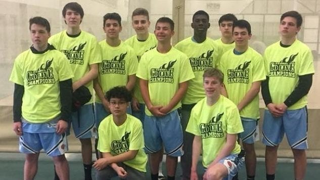 9th Grade Blue – Champions Of Go Live Shootout