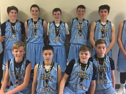 8th Grade Blue – Champions Play Hard Hoops Spring Slam Fest