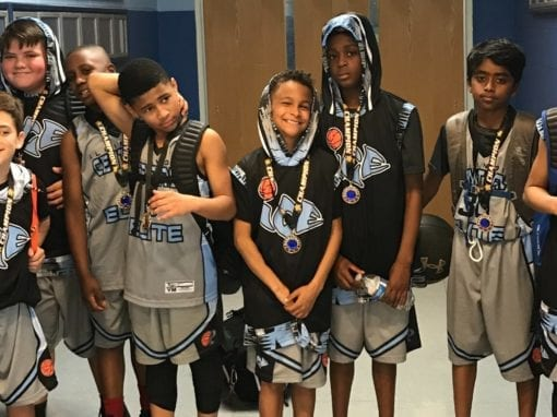 4th-5th Grade White Far North-Gurnee – Champions Play Hard Hoops Spring Slam Fest