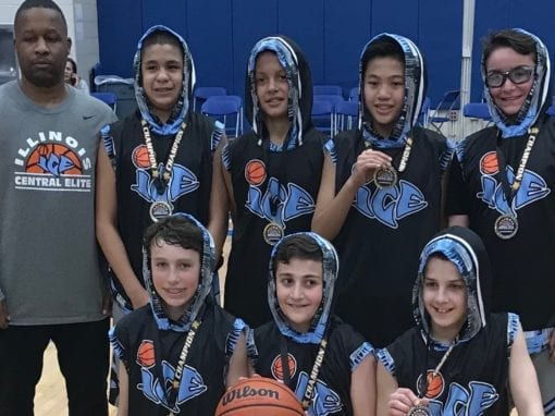 6th Grade White – Champions of ICE Spring Breakout Shootout 6th Grade B-Division
