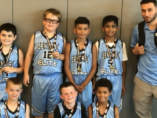 3rd Grade – Champions Of FTG Challenge Saturday Shootout