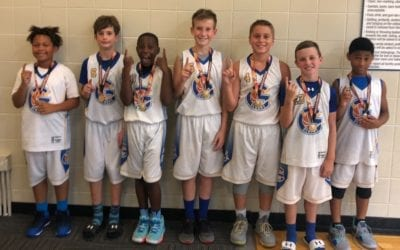 5th Grade White Far-North Gurnee – Champions Of FTG Summer Finals Saturday Shootout