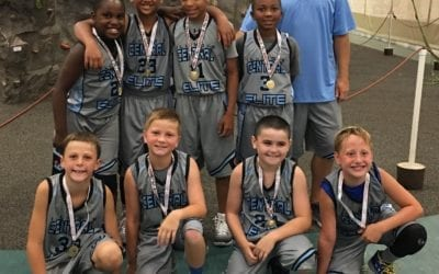 3rd-4th Grade White Far-North – Champions Of FTG-Summer Finals Sunday Shootout