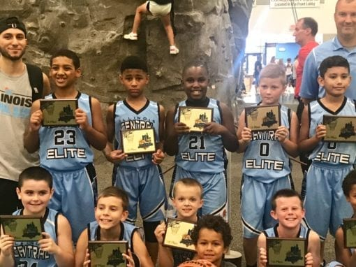 3rd Grade – Champions Of National Summer Classic