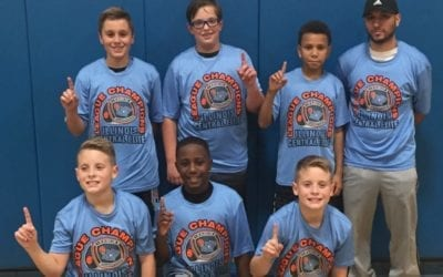 ICE Black – Champions Of ICE Fall League DII 5th-7th Grade Division