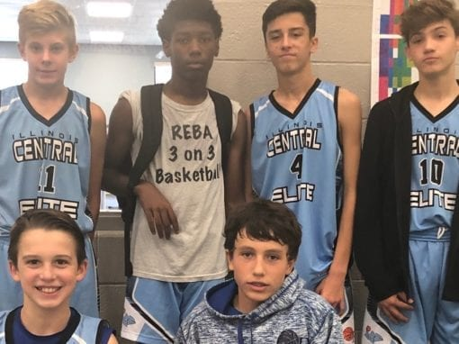 8th Grade Grey – Champions Of FTG-Red Challenge Saturday Shootout