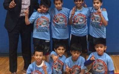 ICE Black – Champions Of ICE Fall League DIII 1st-4th Grade Division