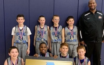 5th Grade Carolina Blue – Champions Of CYBN Thanksgiving Classic