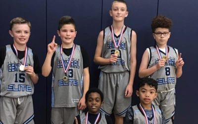 5th Grade White – Champions Of CYBN Thanksgiving Classic