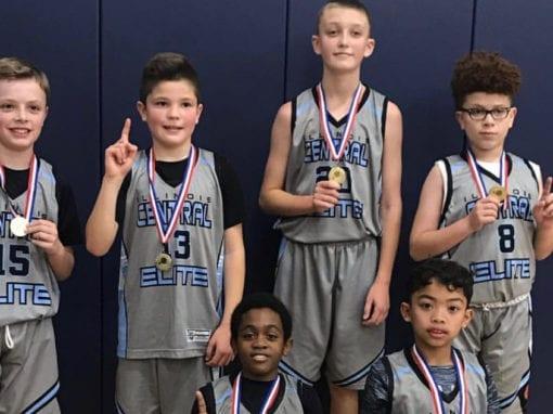 5th Grade White – Champions Of CYBN Thanksgiving Classic