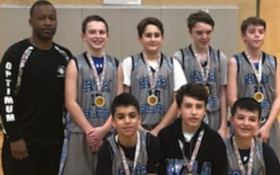 7th Grade Carolina Blue – Champions Of Play Hard Hoops Holiday Hoopfest