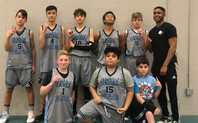 8th Grade Grey – Champions Of Go Live Shootout
