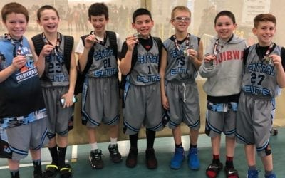 5th Grade Carolina Blue – Champions Of FTG-Fire & ICE Saturday Shootout
