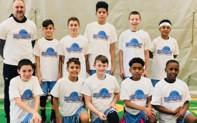 5th & 6th Grade Grey – Champions Of Blue Chips Midwest Invitational