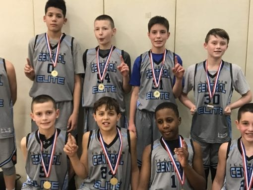 6th Grade Grey – Champions Of CYBN Super Bowl Saturday Shootout in 6th-7th Grade Division