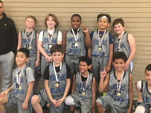4th Grade Grey – Champions Of FTG-Presidents Day Saturday Shootout