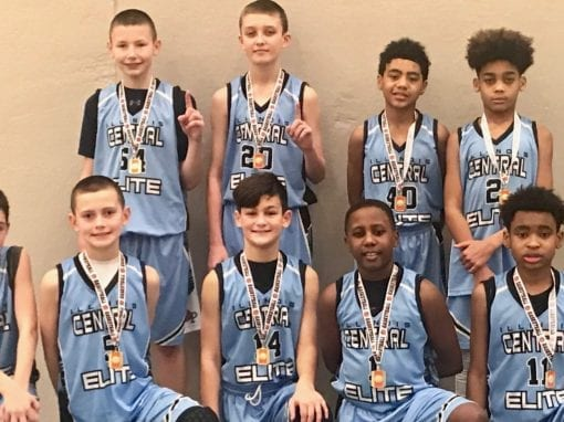 5th Grade Grey – Champions Of FTG-Super Bowl Sunday Shootout in the 6th Grade Division
