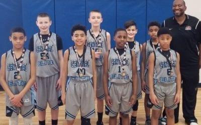 5th Grade Grey – Champions Of FTG-Super Sunday Shootout