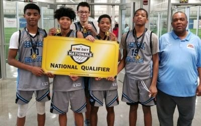 9th Grade-Clark – Champions Of One Day Shootout Shamrock Saturday Shootout & One Day Shootout National Qualifier