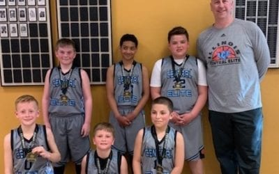 5th Grade Far-North Silver – Champions Of Stars Of Tomorrow AES Spring Classic