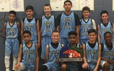 5th Grade Grey – Champions of NY2LA Swish-N-Dish Platinum Division