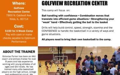 OP Ball Handling Camp 2019