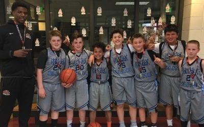5th Grade – Black Champions Of ICE Jamfest Shootout