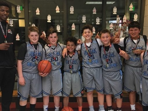 5th Grade- Black Champions Of ICE Jamfest Shootout