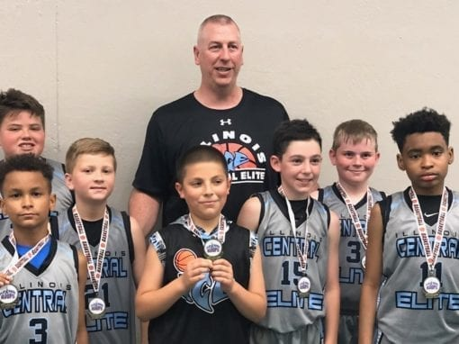 5th Grade Silver – Champions Of Play Hard Hoops Super Star Challenge Shootout