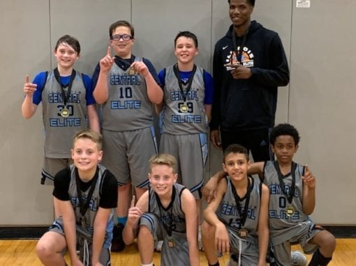 6th Grade Carolina Blue – Champions Of FTG-Armed Forces Saturday Shootout