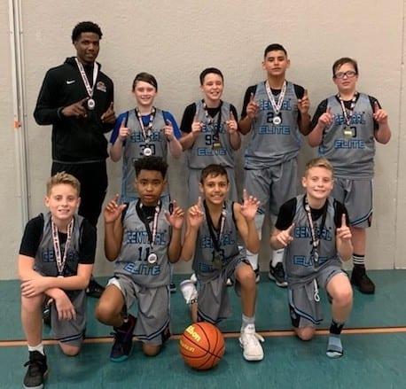 6th Grade Carolina Blue – Champions Of Play Hard Hoops Super Star Challenge Shootout