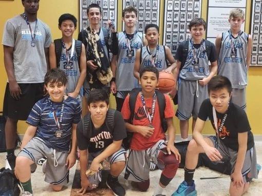 8th Grade Grey – Champions Of Stars Of Tomorrow Chicago Summer Showdown